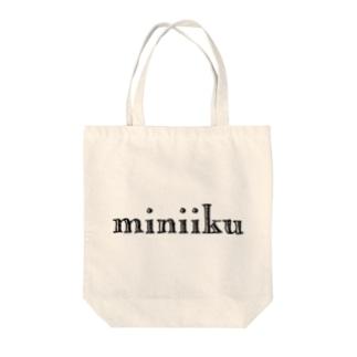 miniiku Tote bags