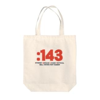Geek-Tのプロトコル(IMAP) Tote bags