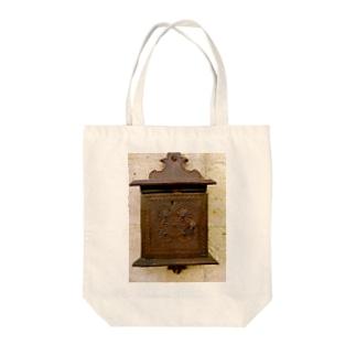 トルコの入り口 Tote bags
