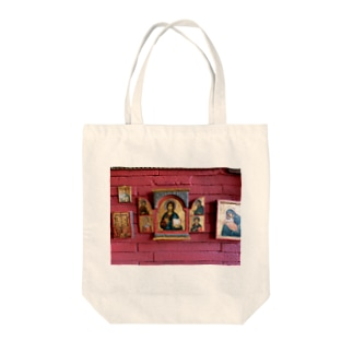 聖書の人々 Tote bags