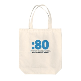 プロトコル(HTTP) Tote bags