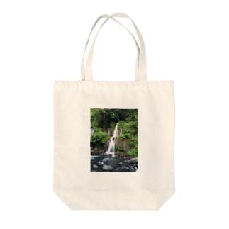 瀧 Tote bags