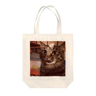 耳かき Tote bags