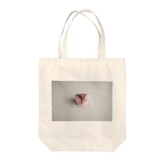 si7のさくら Tote bags