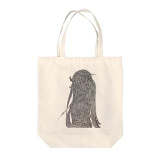 線姫 Tote bags