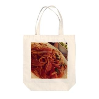 ナポリタンA Tote bags