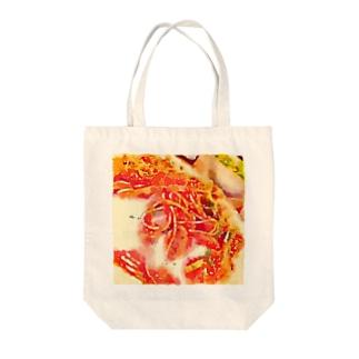 ナポリタンB Tote bags