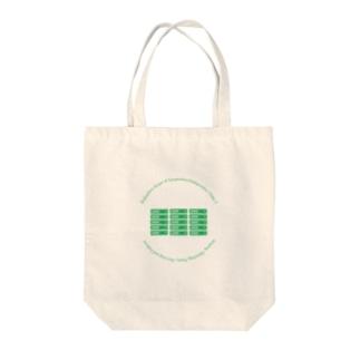 RAID5 Tote bags