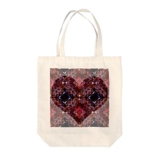flower0006 Tote bags