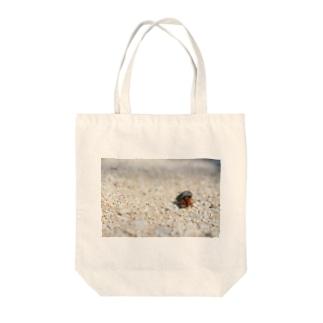 YADOKARI  Tote bags