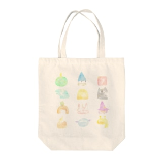 ino sent world Tote bags