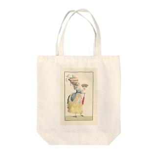 マリーアントワネット時代 Tote bags