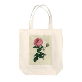 J. Jeffery Print Galleryのロサ・センティフォリア Tote bags