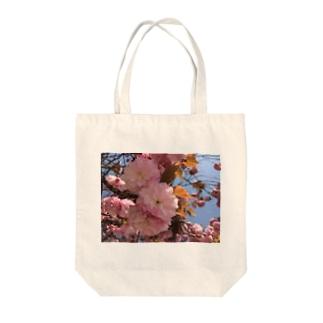 春の彩☆はるのいろ Tote bags