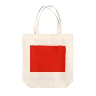 BlackのColor Market / Scarlet Tote Bag