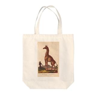 『博物学の普遍的システム』 Tote bags
