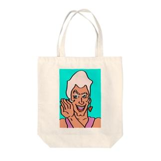 レディ・ガブリエル Tote bags