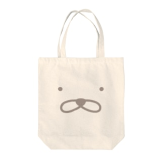 ふぐり Tote bags