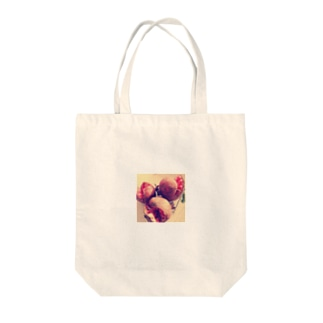 pomegranate Tote bags