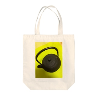 HIPPOPO CASCIMAのNAMBUTETSUBIN Tote bags