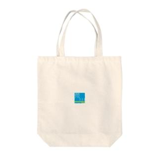 ARAKAWA102グッズ(標準-青) Tote bags