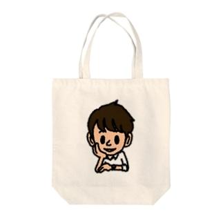 kanekochan Tote bags