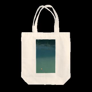 ガゲゴギのりんご Tote bags