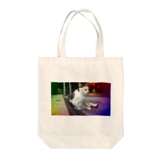 Hoshino Asato.のめつき。 Tote bags