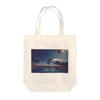 kenjiのhawaii trip!! Tote bags