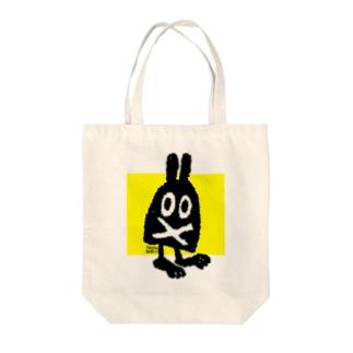 冷凍うさぎくん Tote bags