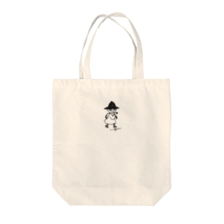 oldschool journey Tote bags