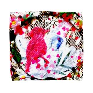春が来た~♪ Towel handkerchiefs