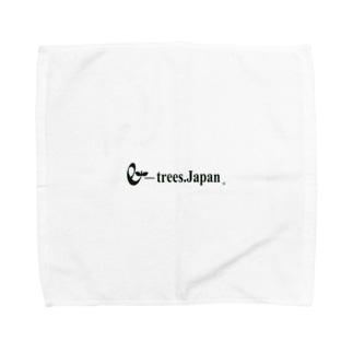 Unofficial e-trees goods Towel handkerchiefs