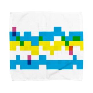 Rectangle Towel handkerchiefs