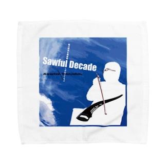 Sawful  Decade Towel handkerchiefs