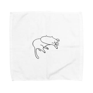 nekodon13 Towel handkerchiefs