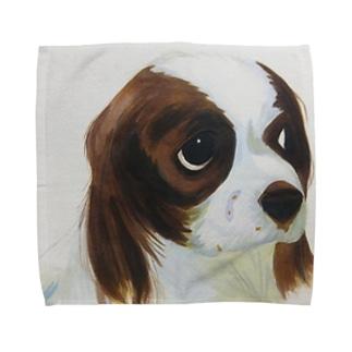 キャバリア Towel handkerchiefs