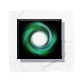 「時の音色」 Towel handkerchiefs