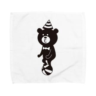 HONDA GRAPHICS Lab.のまいどくん-はじめましてシリーズ- Towel handkerchiefs