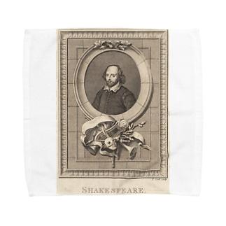 ウィリアム・シェイクスピア Towel handkerchiefs