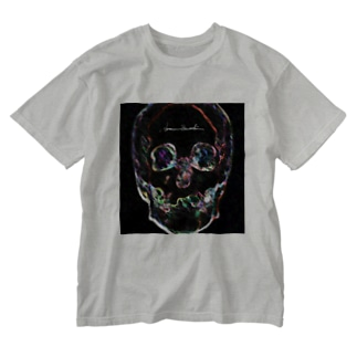 Bright Face Washed T-shirts