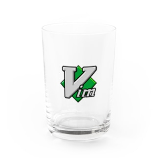 Vim Water Glass