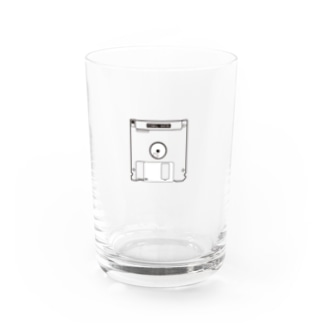 FinalData Water Glass