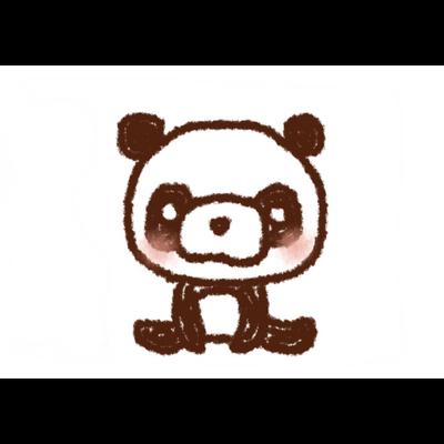 ほっこりパンダ