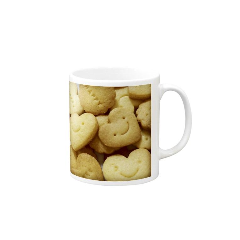 マッキーのクッキーちゃん Mugs
