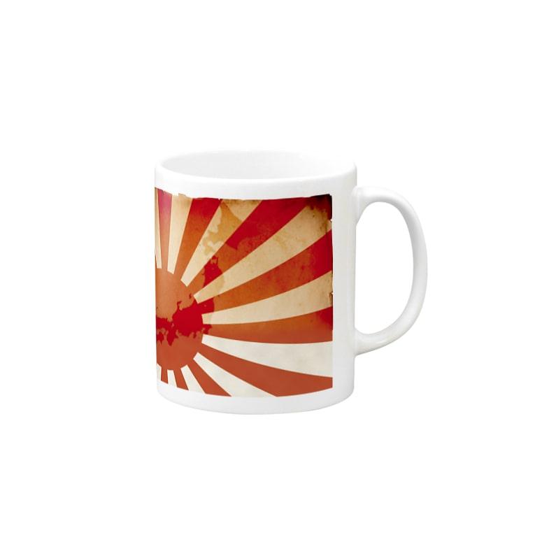 C*love*rのJapan Re-Rise Mugs
