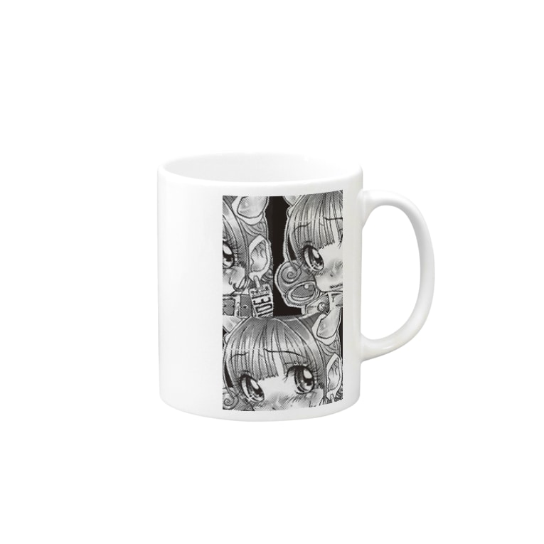すけぇちよ(すけにゃんぼう)の牛の子 Mugs