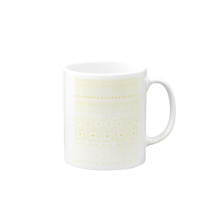 五目紙物店「寅屋」のstars Mugs
