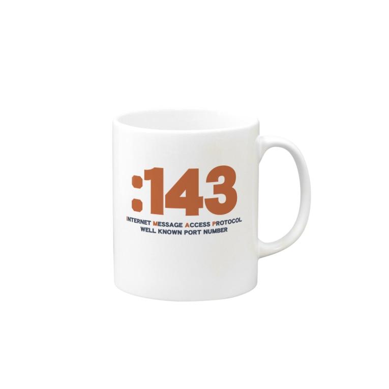 Geek-Tのプロトコル(IMAP) Mugs