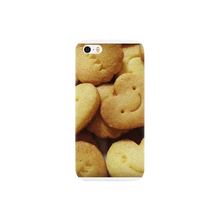 マッキーのクッキーちゃん Smartphone cases